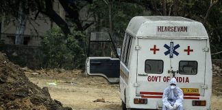 2549 deaths due to Coronavirus in India
