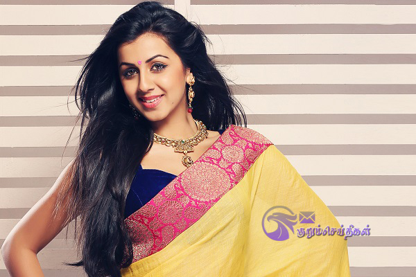 Actress Nikki Galrani has been diagnosed with a corona infection