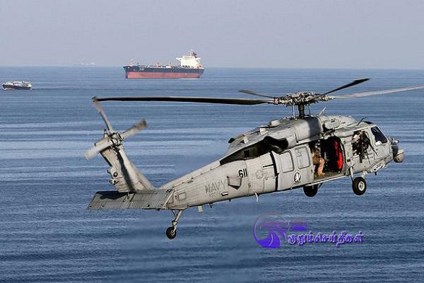 US says Iran briefly seizes oil tanker near Strait of Hormuz