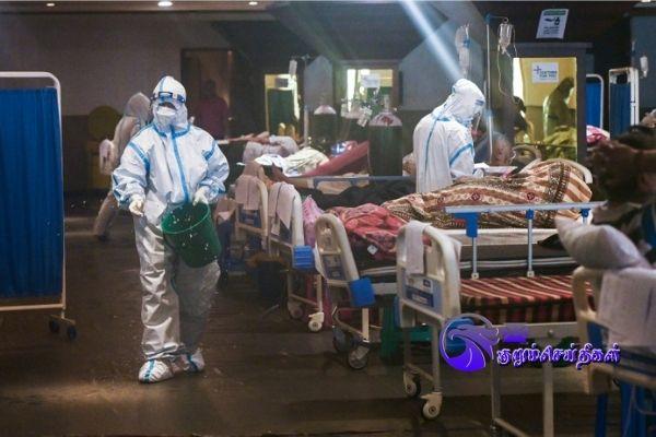 Corona 2nd wave kills 719 doctors across India